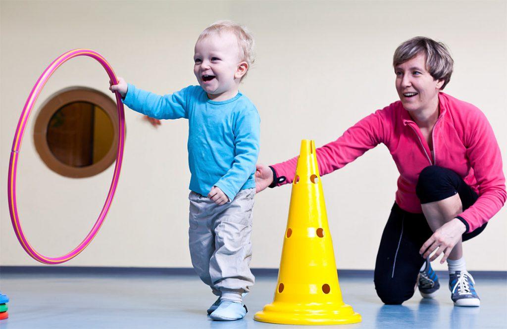 Ruch to zdrowie czyli jak wyposażyć salę ćwiczeń dla dzieci - zajęcia dodatkowe w przedszkolu