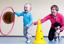Ruch to zdrowie czyli jak wyposażyć salę ćwiczeń dla dzieci