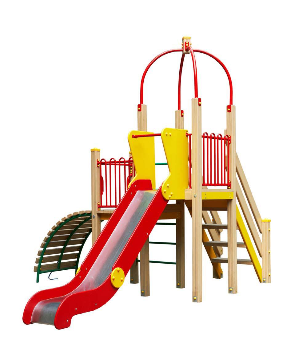 Idealny plac zabaw w żłobku i przedszkolu © pioneer - Fotolia.com