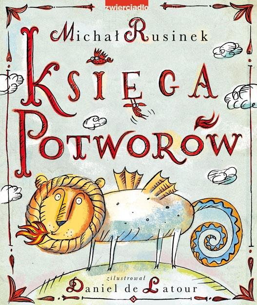 Księga Potworów - Michał Rusinek