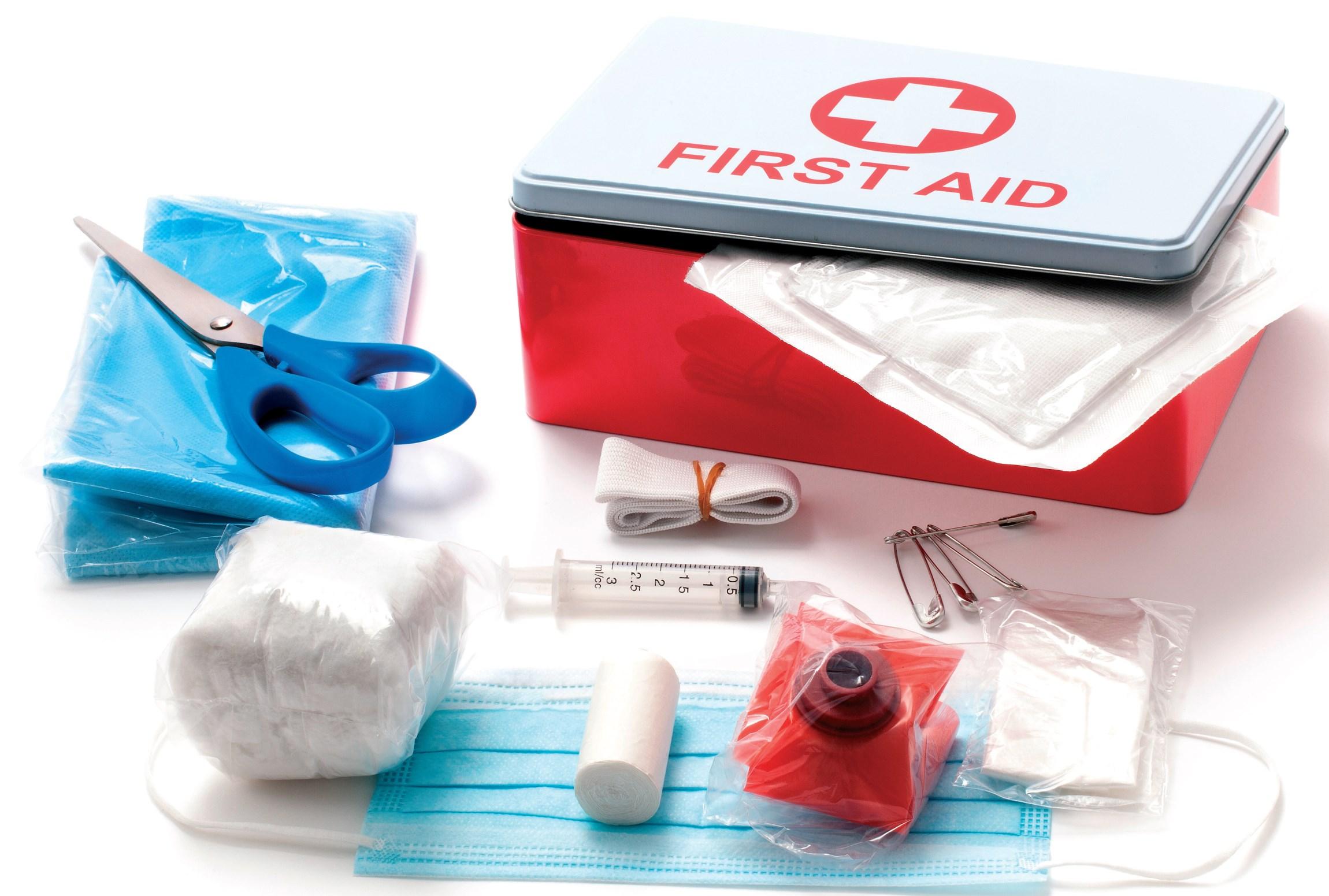 Pierwsza pomoc