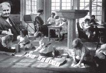 Przedszkole z metodą Marii Montessori