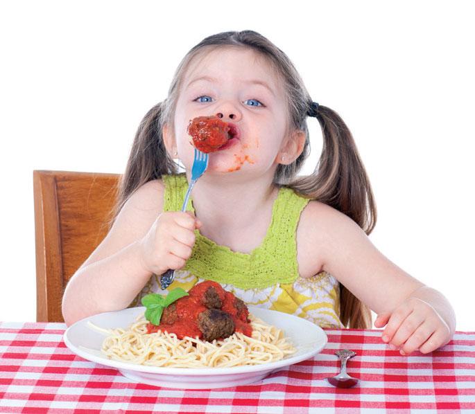 Infekcje w żłobkach i przedszkolach - dieta