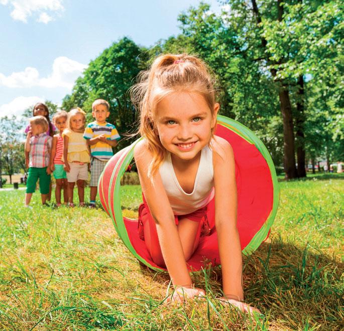 Infekcje w żłobkach i przedszkolach - świeże powietrze