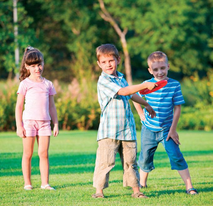Infekcje w żłobkach i przedszkolach - aktywność fizyczna