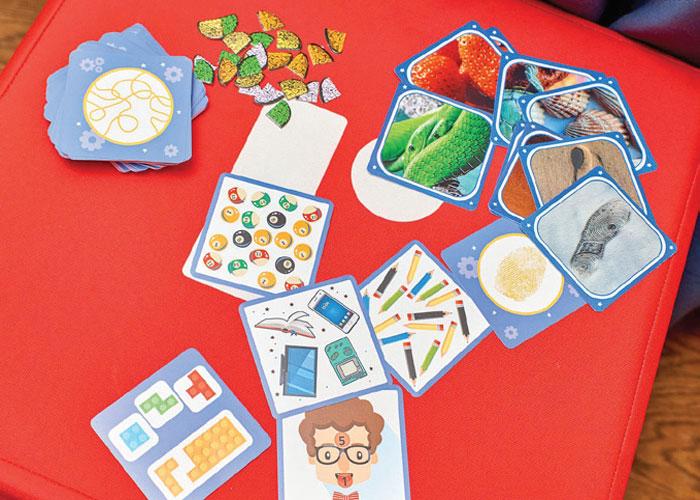 Cortex dla dzieci - gry w przedszkolu