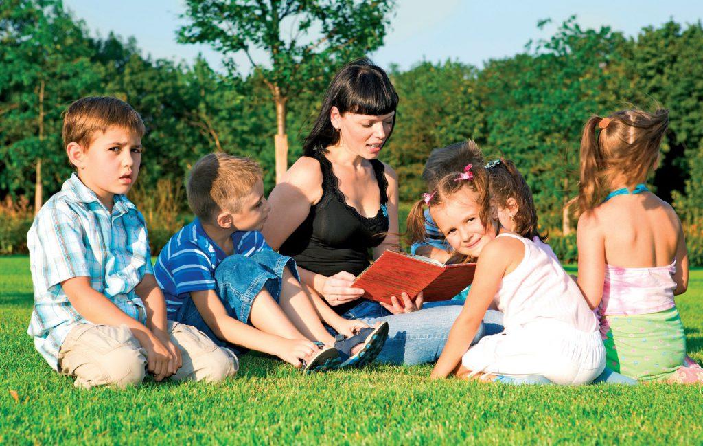 © www.shutterstock.com wakacje-w-przedszkolu-2