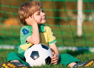 Zajęcia sportowe w przedszkolu