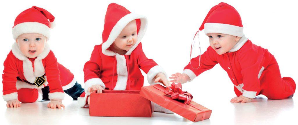 Boże Narodzenie w żłobku i przedszkolu fot. 123RF.com