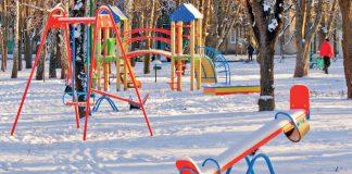 fot. Fotolia.com Kontrola stanu placu zabaw w żłobku i przedszkolu
