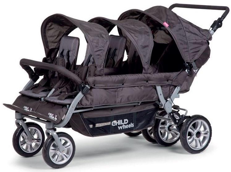 www.childhome.com Wózki odpowiednie do żłobka