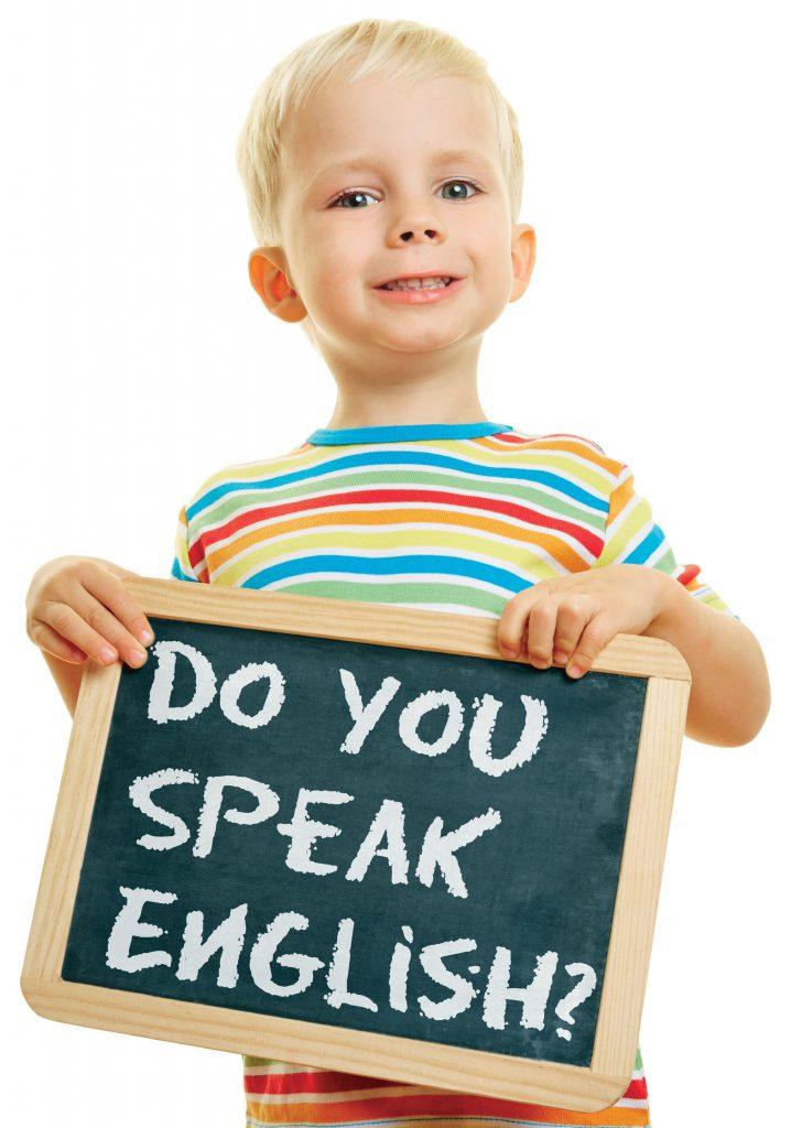 fot. Fotolia.com nauka języka angielskiego w przedszkolu