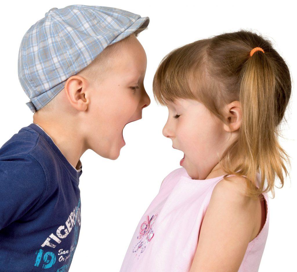 Agresja u dziecka w przedszkolu fot. Fotolia.com