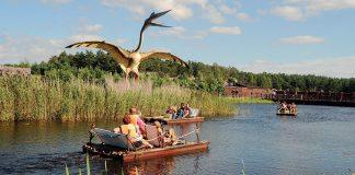 Wycieczka do parku rozrywki z przedszkolakami www.lebapark.pl