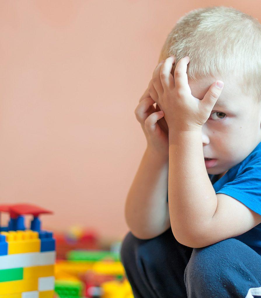Dziecko z traumą Fot: Fotolia.com