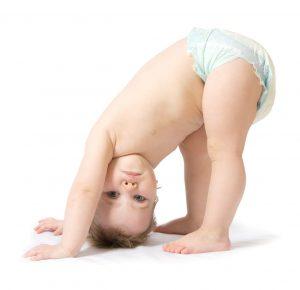 Jak unikać odparzeń na skórze dzieci Fot: Fotolia.com