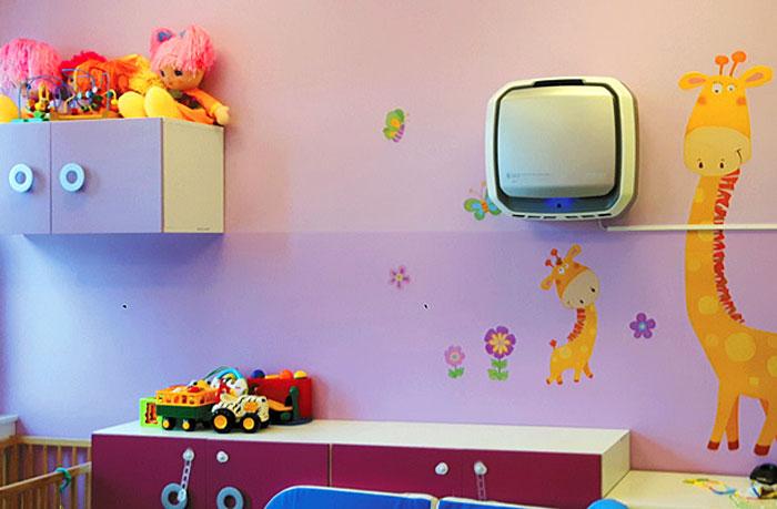 Zadbaj, aby dzieci oddychały czystym powietrzem - najlepszy oczyszczacz dedykowany do żłobków i przedszkoli w promocji 1+1