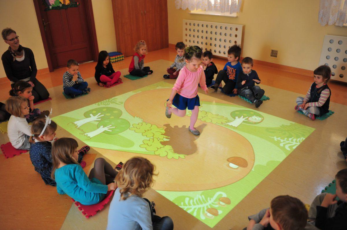 Magiczny Dywan Gry I Zabawy Mój żłobek Moje Przedszkole